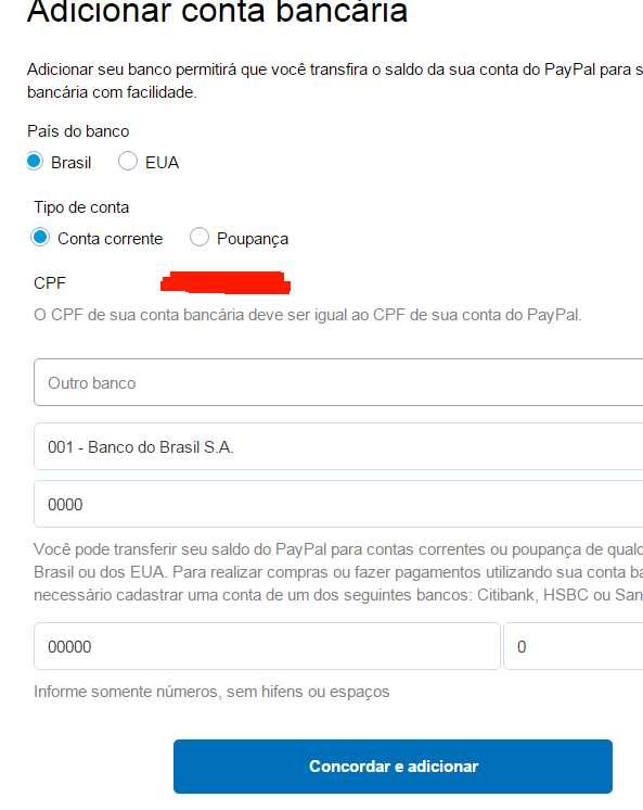 paypal-como criar uma conta 4