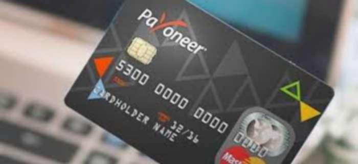 cartao de débito payoneer como solicitar