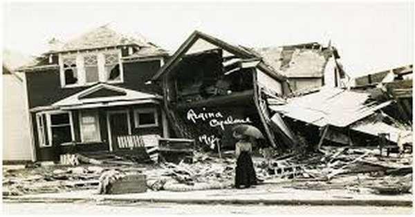 tornado Regina, Saskatchewan, Canadá