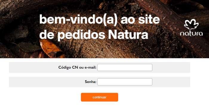 Pedido Natura pela internet - Como enviar no site ou aplicativo