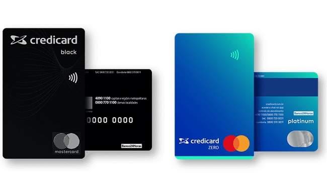 desbloquear credicard black e zero