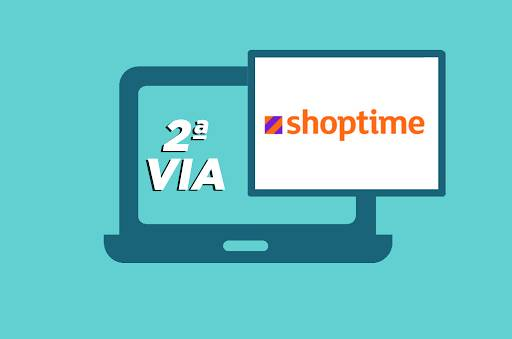 Segunda via fatura cartão Shoptime - Veja como pedir