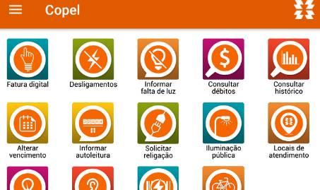 Retirar segunda via Copel - Como fazer pelo aplicativo e site