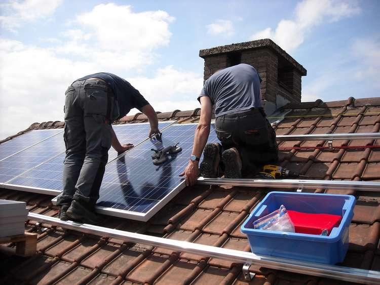 instalador de sistema de energia solar