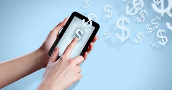 dinheiro pelo celular sem pesquisas