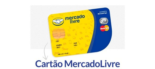 cartão de crédito do Mercado Livre solicitar