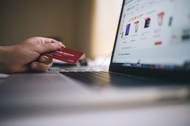 reembolso pelo cartao de credito na Shopee